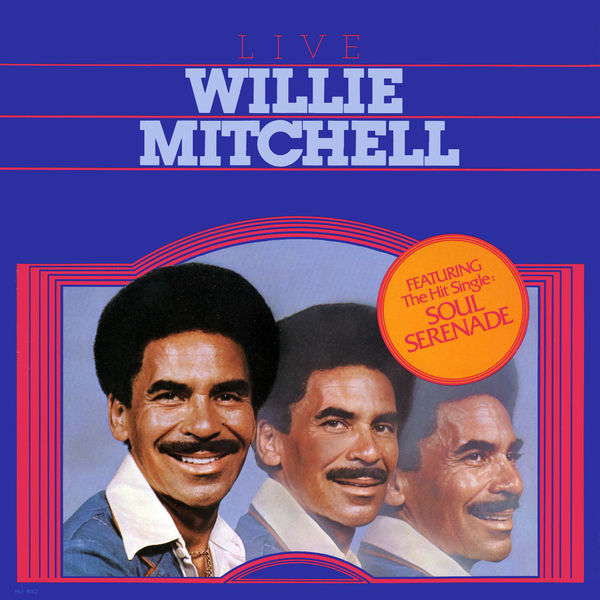 Willie Mitchell - Live